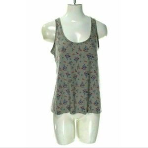 Mossimo Supply Co. Women's Medium Floral Cami Top